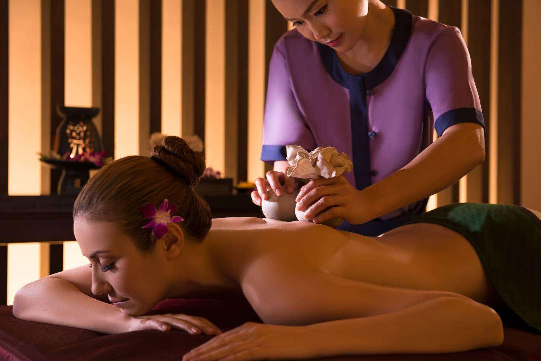Massage at Banyan Tree Phuket