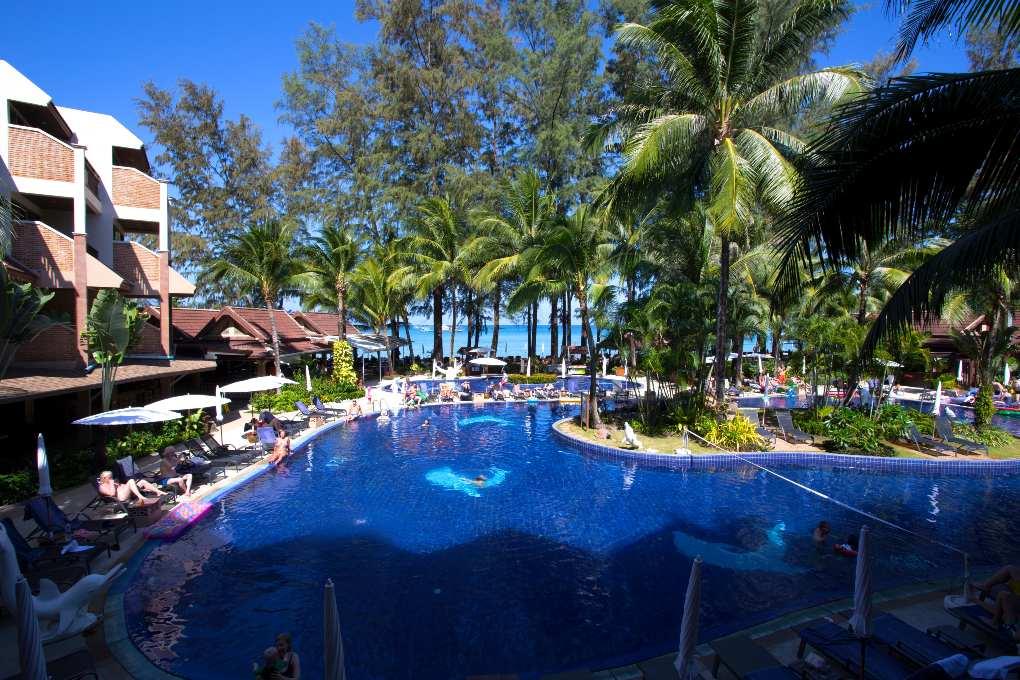 Pool of the Best Wester Premier Bangtao Beach Resort & Spa