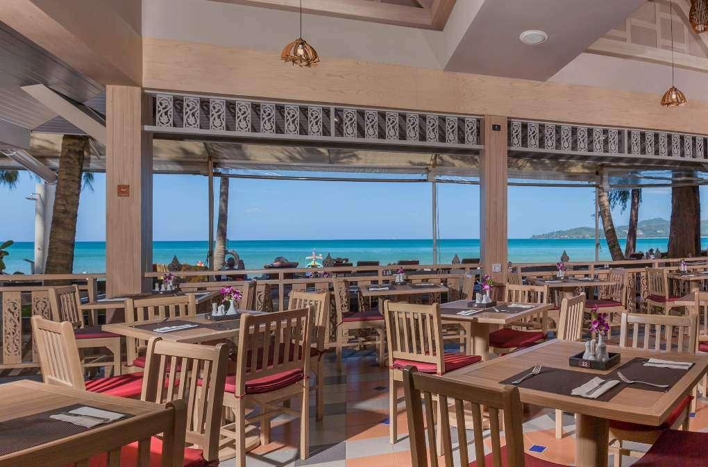 Restaurant of the Best Wester Premier Bangtao Beach Resort & Spa