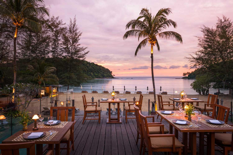 Dee Plee Restaurant (onderdeel van het Layan Residences by Anantara) op Phuket