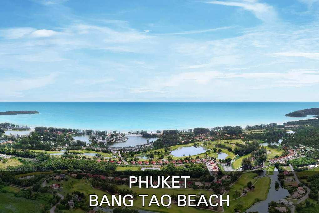 You'll Read All About Bang Tao Beach And The Laguna Phuket Area Here