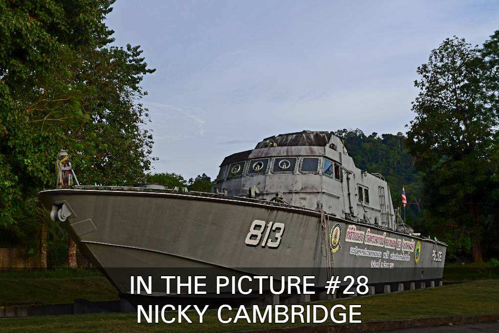Check Out Some Great Photos Of Nicky Cambridge In Our In The Picture #28