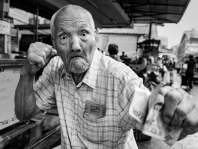 Retired Muay Thai Fighter