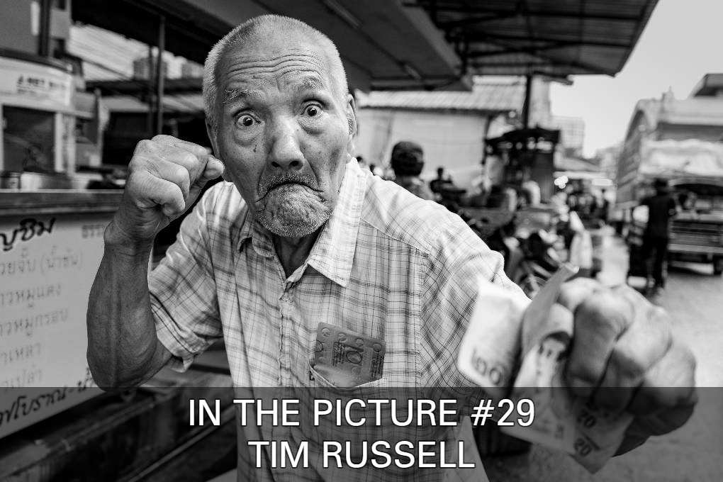 See Great Photos Of Tim Russell In Our In The Picture #29.