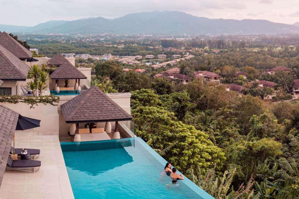 The Pavilions Phuket Pool Villa