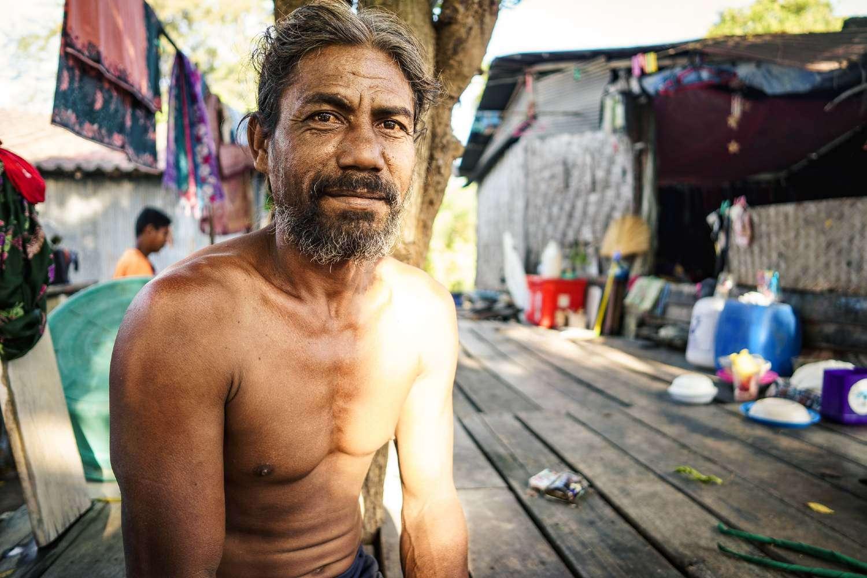 Urak Lawoi, de originele bewoners van het eiland Koh Lipe in Thailand