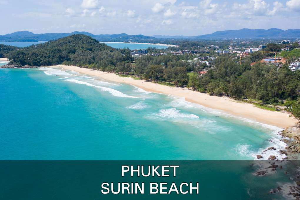 You Can Read All About Surin Beach And Its Surroundings On Phuket, Thailand Here
