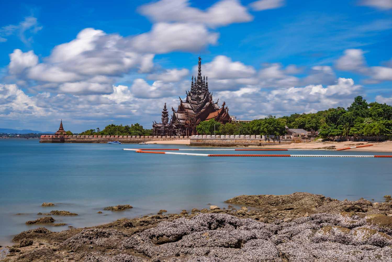 Bamboo Beach Sanctuary of truth