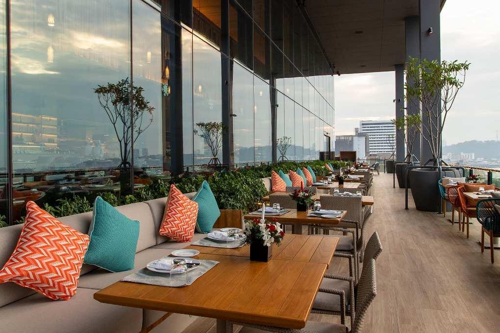 Restaurant Hilton Pattaya