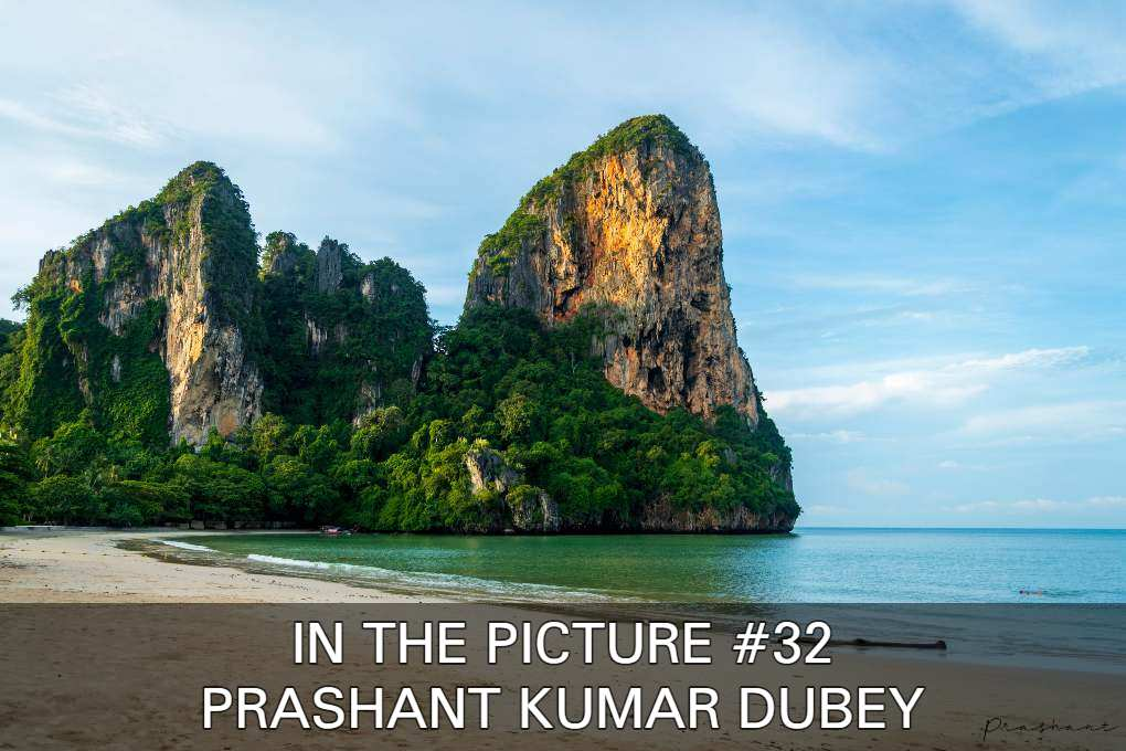 Check Out Super Gorgeous Photos Of Prashant Kumar Dubey In Our In The Picture #32 Here