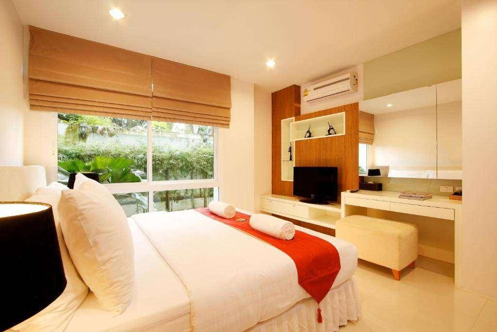 Appartement van Surin Park ni de buurt van Surin Beach op Phuket, Thailand