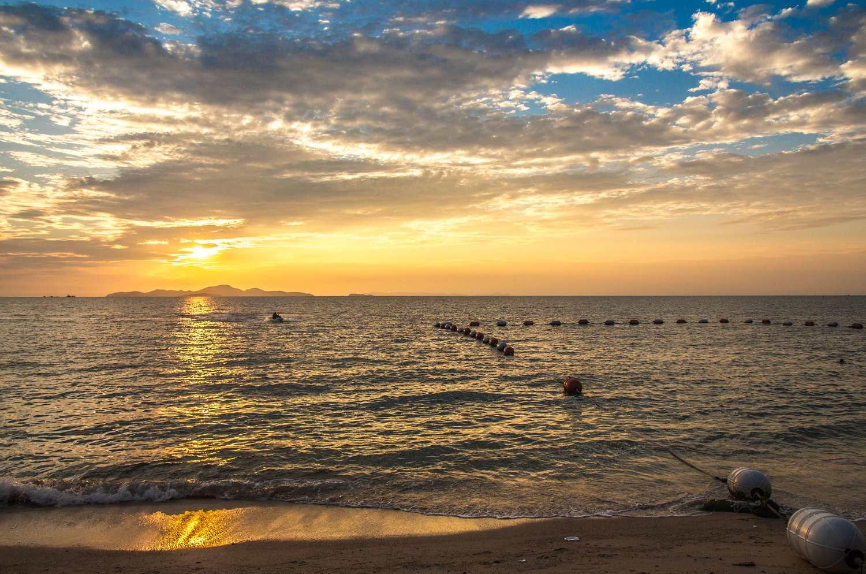 Wong Amat Beach in Pattaya