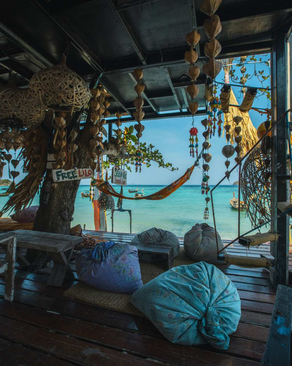 Sea La Vie Bar op Koh Lipe