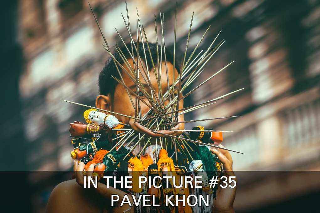 Check Out Super Nice Photos Of Pavel Khon In Our In The Picture #35 Here