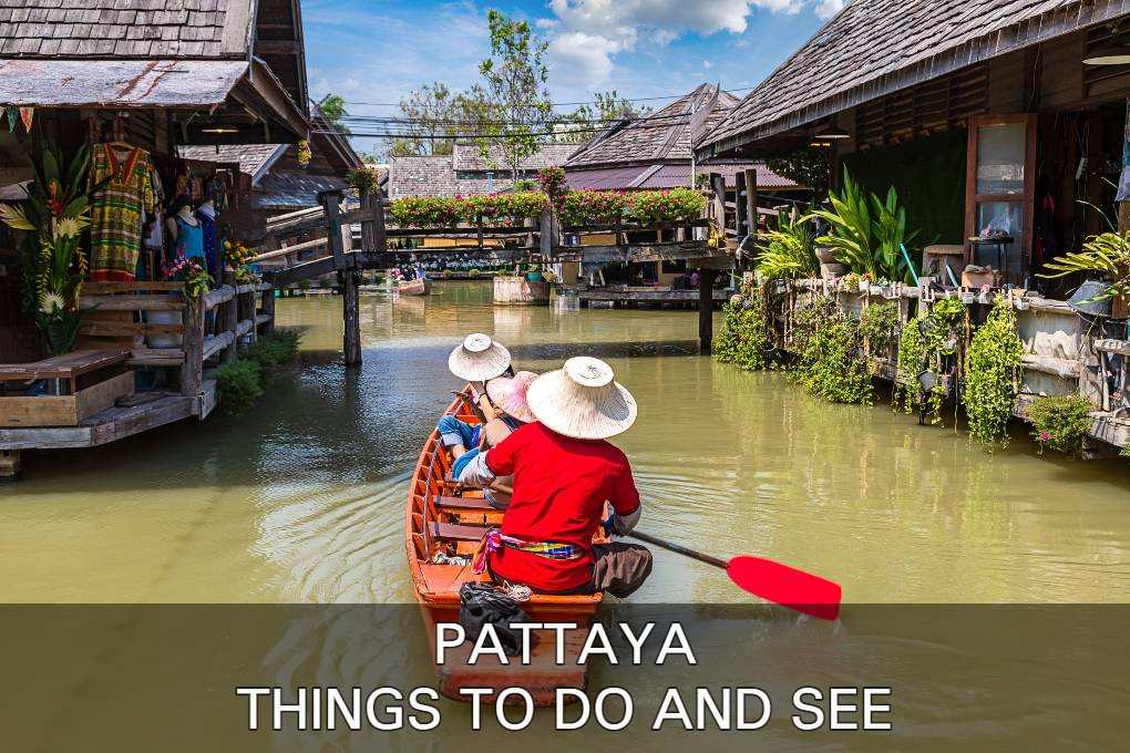 Read about what you can do and see in Pattaya, Thailand