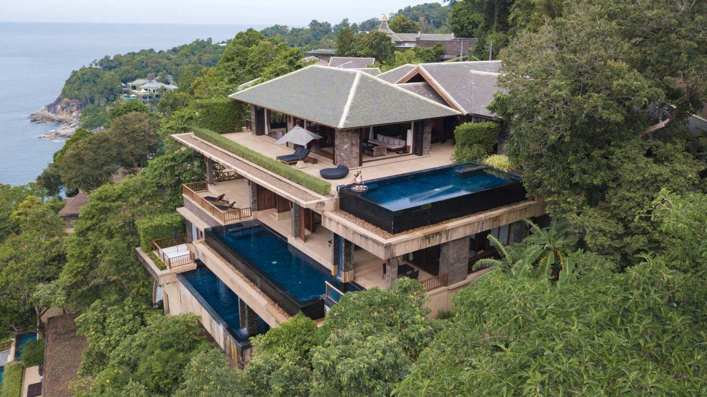 Grand Residence Pool Villa of the Paresa on Phuket
