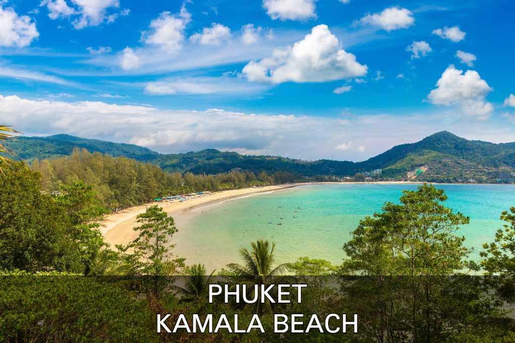 Read All About Kamala Beach On Phuket Here
