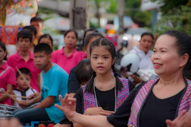 Event in Khua Mung, Thailand