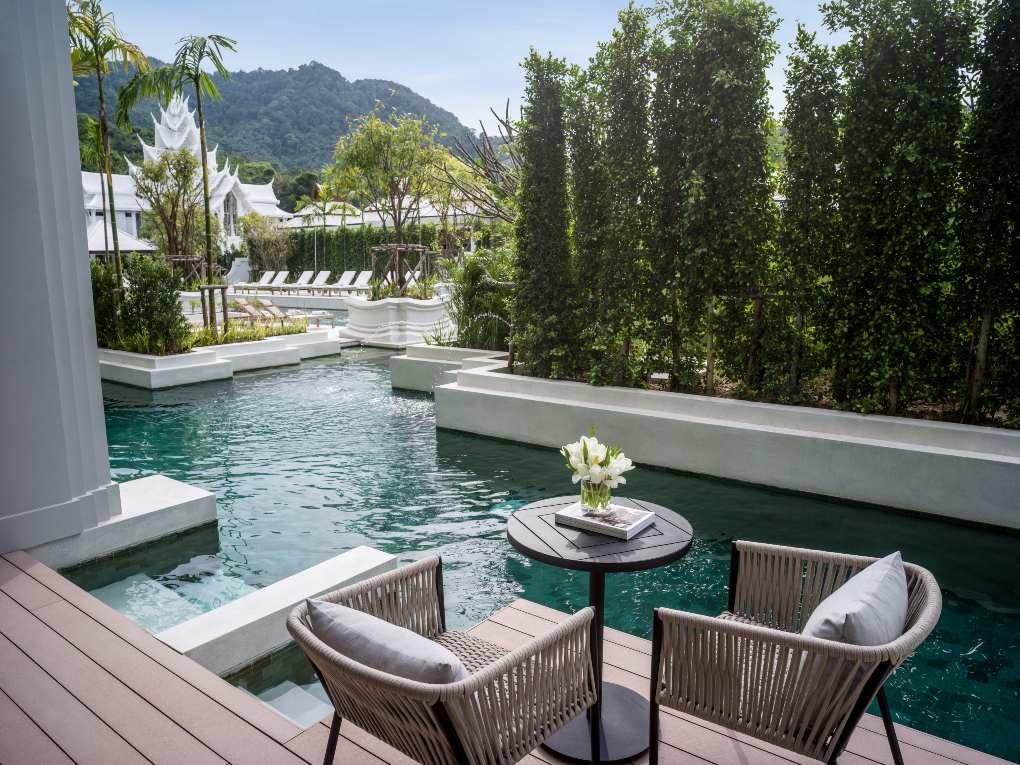 Superior Pool Access Room at the InterContinental Phuket on Kamala Beach on Phuket