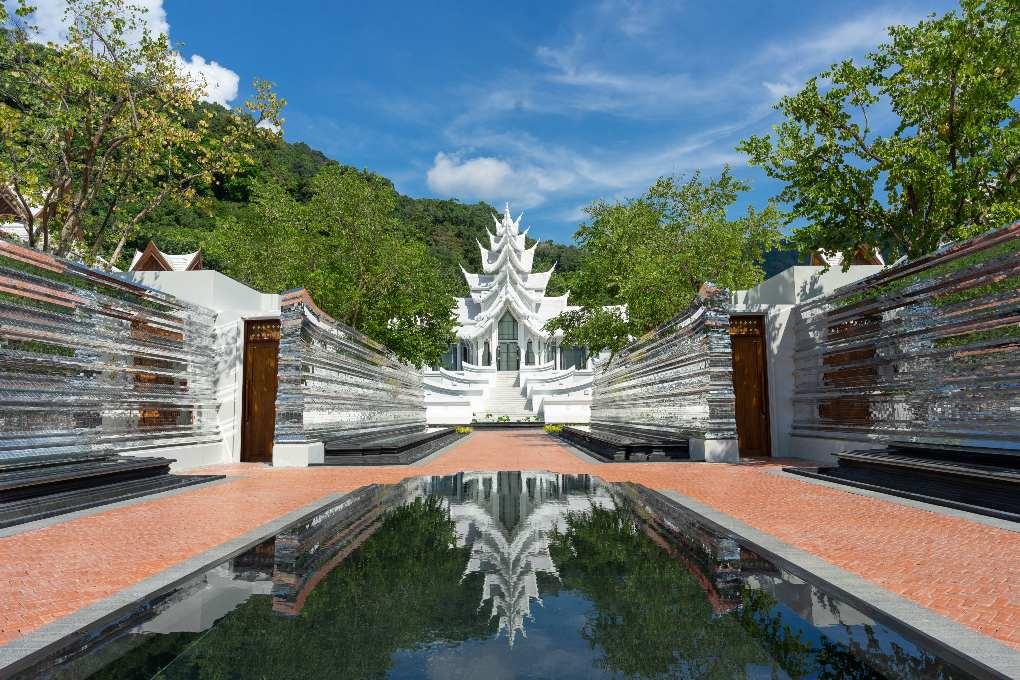 Swan Lounge of the InterContinental Phuket at Kamala Beach on Phuket