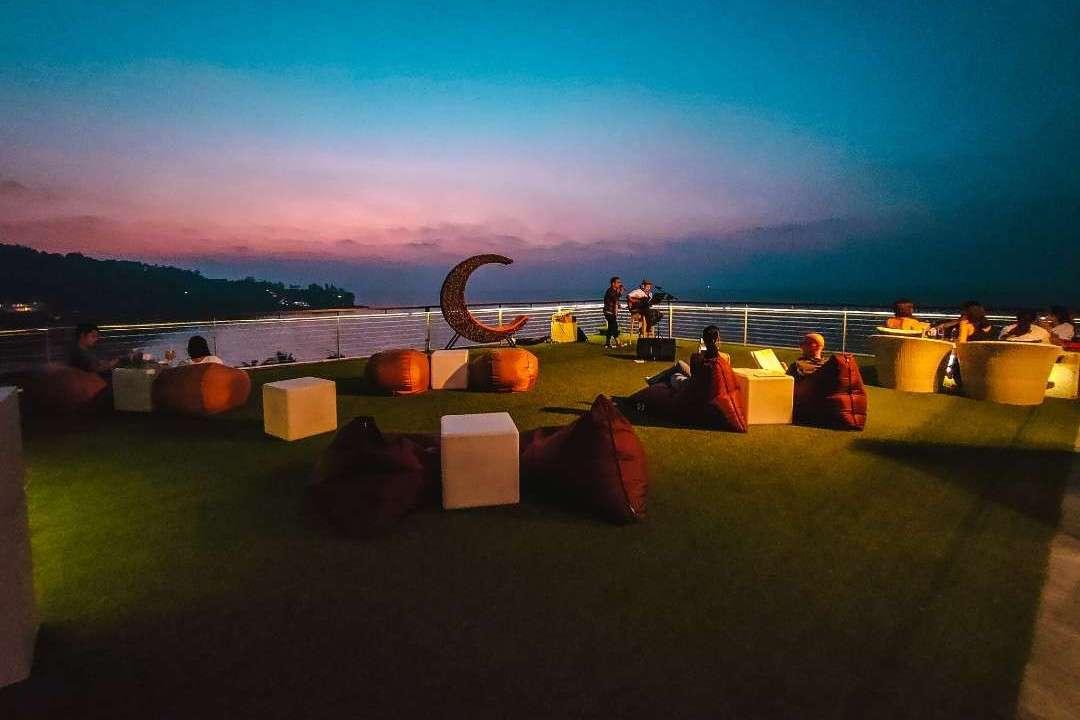Vanilla Sky Bar & Gastro Club on Phuket, Thailand