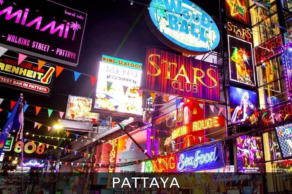 Pattaya walkingstreet, lees hier verder