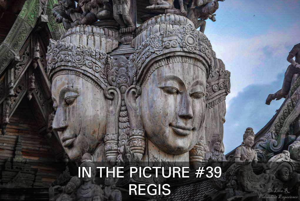 Check Out Super Good Photos Of Regis Here In Our In The Picture #39
