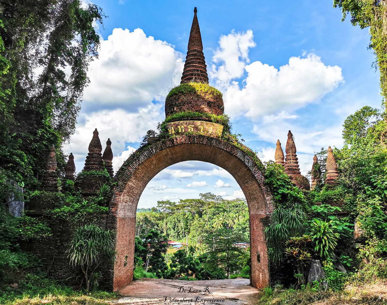 Ban Khao Na Nai near Khao Sok National Park
