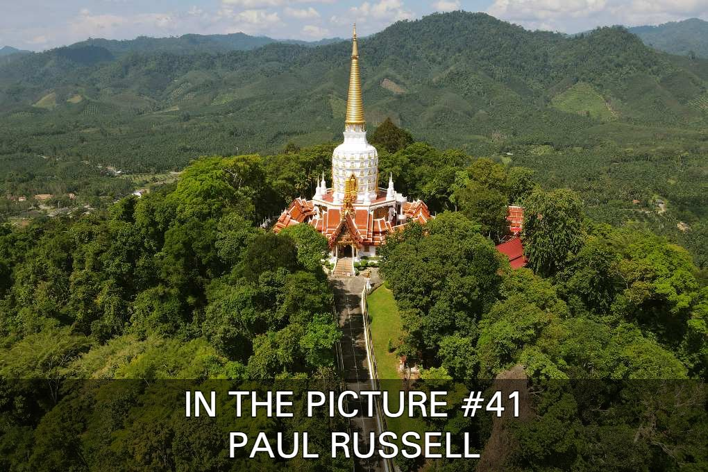 Check Out Super Gorgeous Photos Of Paul Russell In Our In The Picture #41 Here