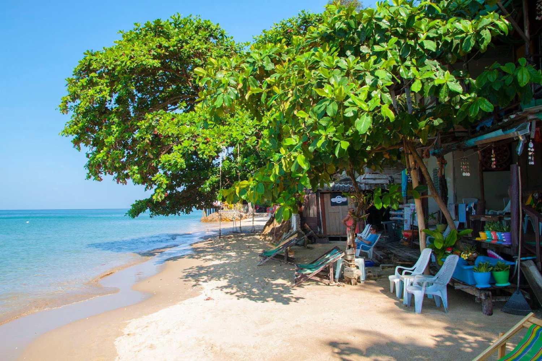Strand voor Ban Na Homestay, Koh Chang