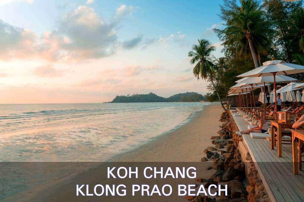 Koh Chang, Klong Prao Beach