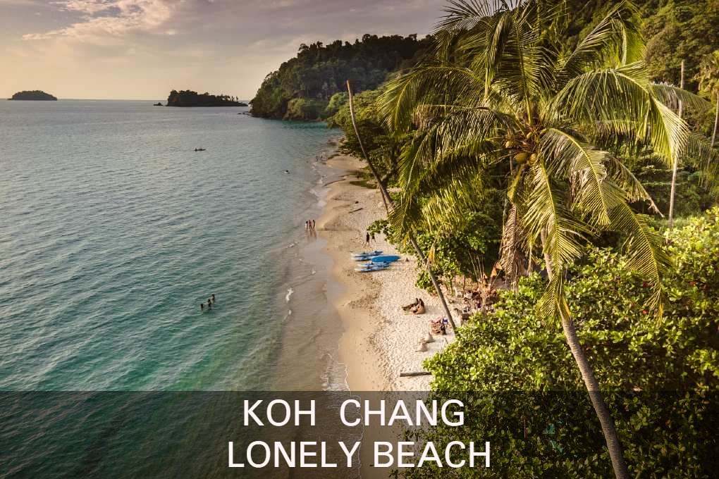 Koh Chang, Lonely Beach